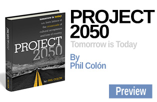Project 2050 - Tomorrow is Today